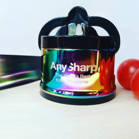 Ostrzałka do noży AnySharp Pro Chef Oil Slick Kameleon